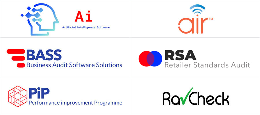 Business Solution Logos